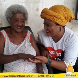 Visita a Paraíba é marcada por uma linda corrente do bem