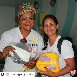 Fios Encantados viaja a Salvador, Bahia