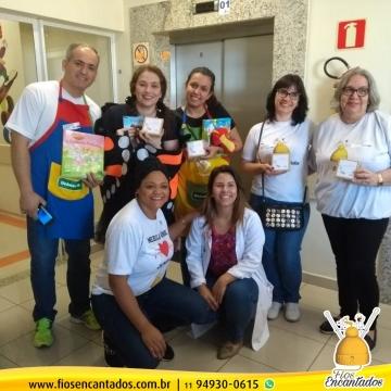 São José do Rio Preto recebe a visita do Fios Encantados