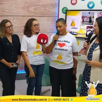 Fios Encantados no IMC em São José dos Campos