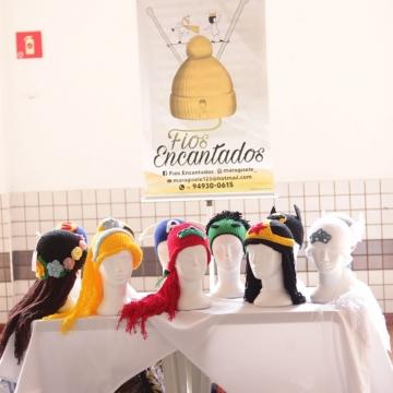Fios Encantados faz oficina especial em Caieiras